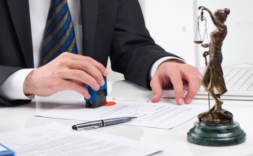 công chứng hợp đồng